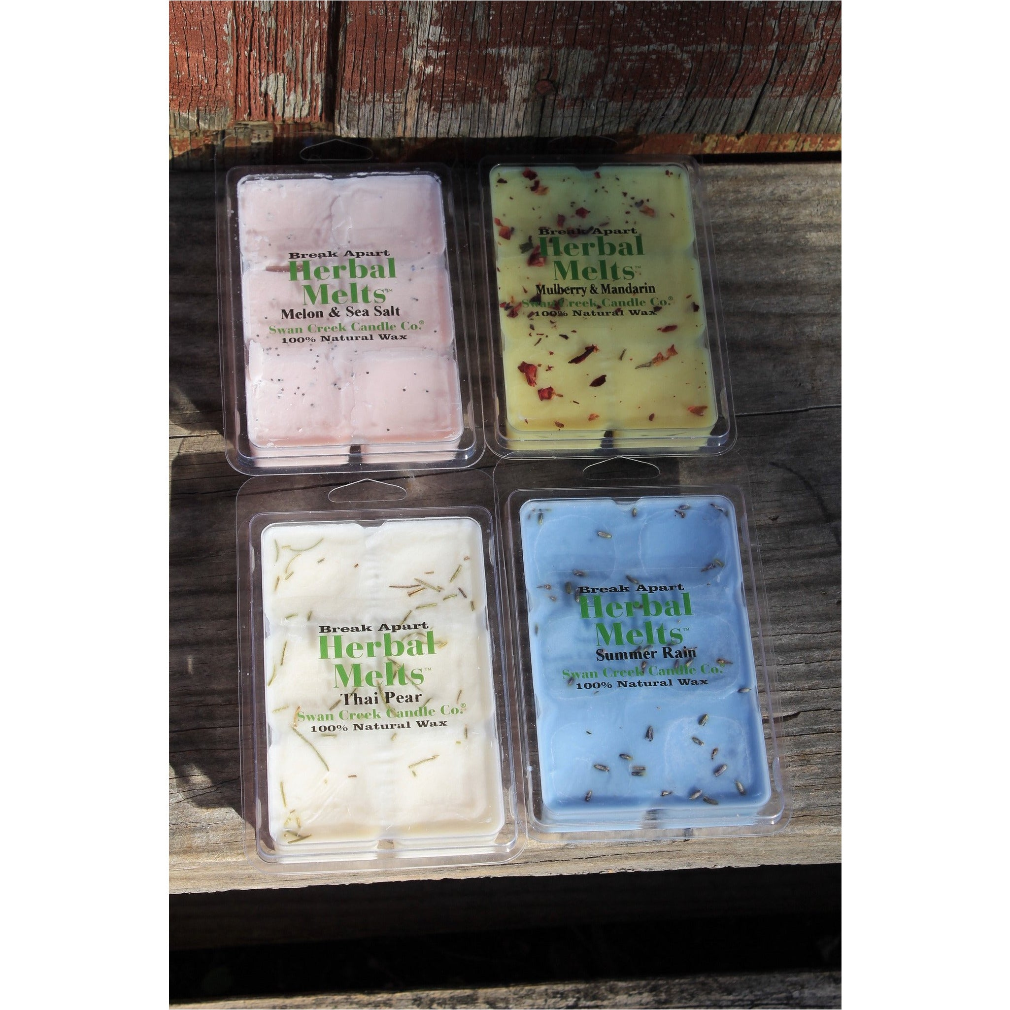 Swan Creek Drizzle Melts - A Little Bird Boutique