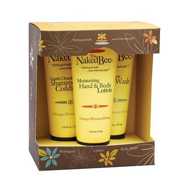 The Naked Bee Bath and Body Gift Set