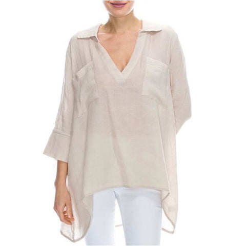 Southern Linen Tunic