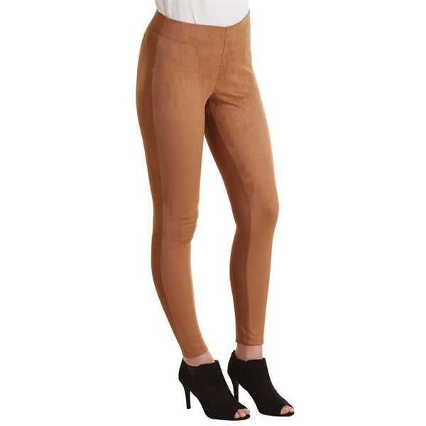 Cooper Suede Leggings