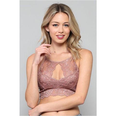 French Affair Padded Bralettes