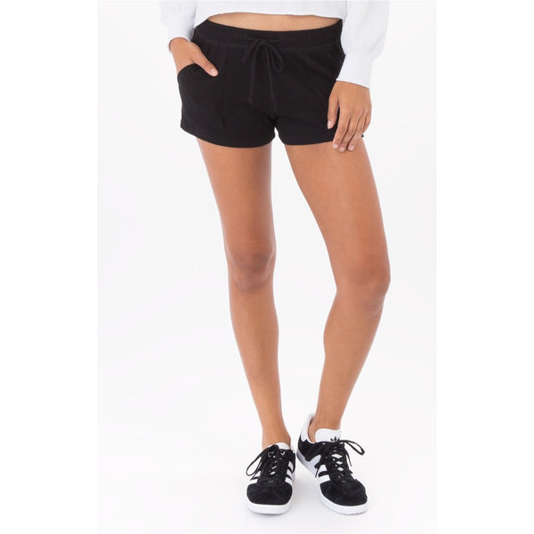 Z Supply Brushed Rib Shorts
