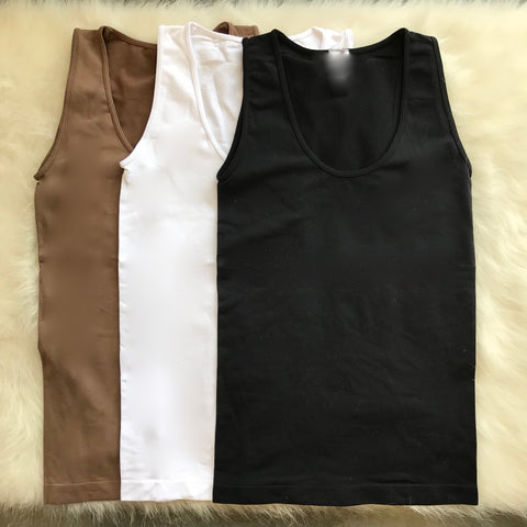Z Supply Ribbed Racer Tank