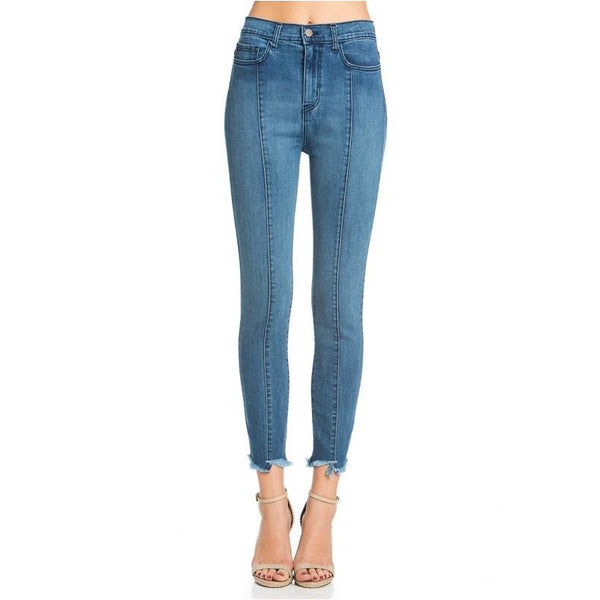 Clarise High Waisted Jeans
