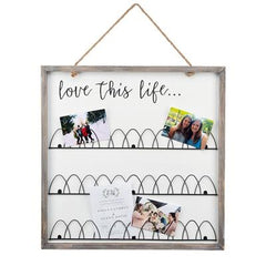 Glory Haus Reversible Wire Photo Board