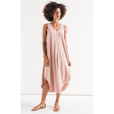 Blushing Princess Maxi Dress