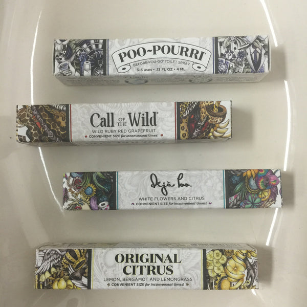 Poo-Pourri Purse Size Toilet Spray