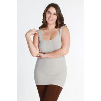 Seamless Basics - Plus Size - A Little Bird Boutique  - 1