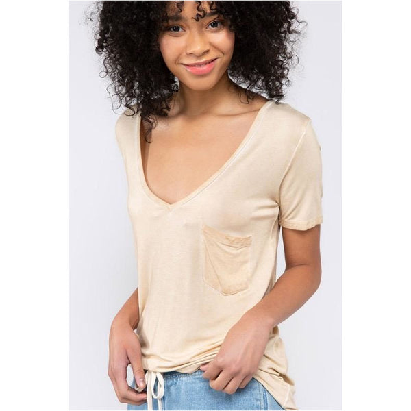 Top of The World V-Neck