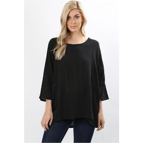 Amelia Essential Tunic