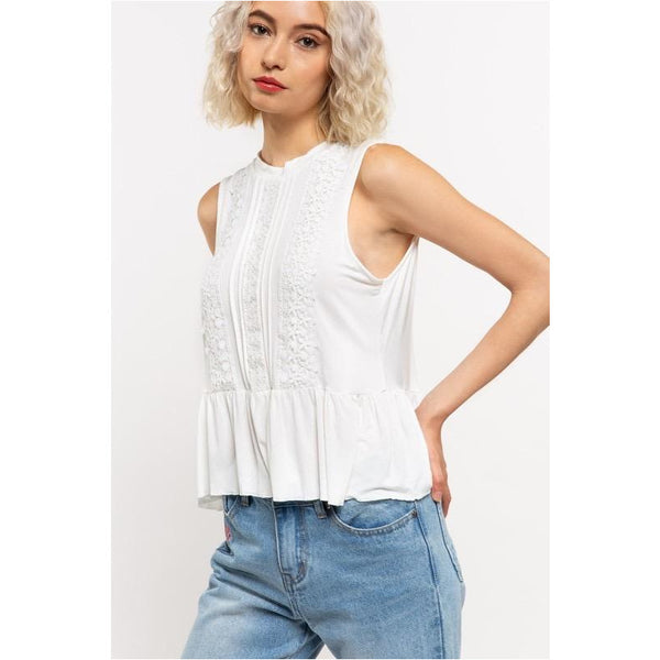 Betty Babydoll Top