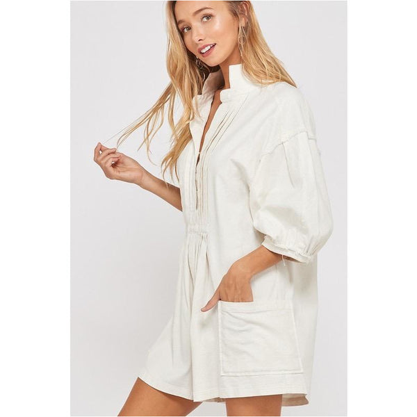 Brand New Day Romper