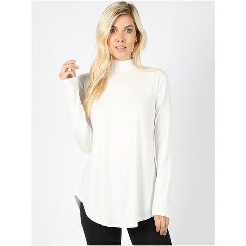 Henderson Top in Ivory
