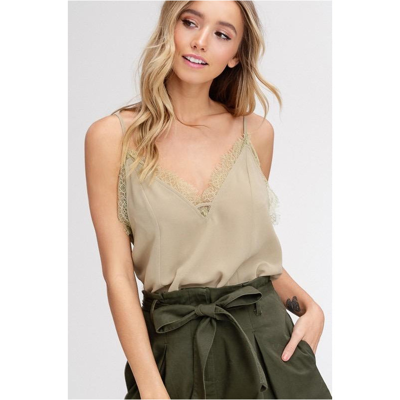 Brazell Camisole Top