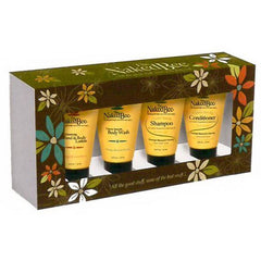 The Naked Bee Orange Blossom Honey Travel Set