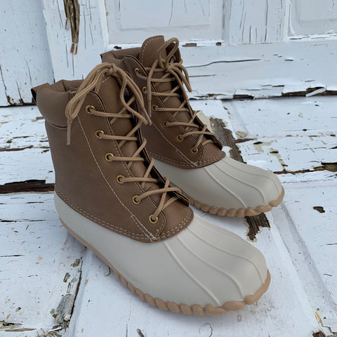 Cedar Creek Duck Boots