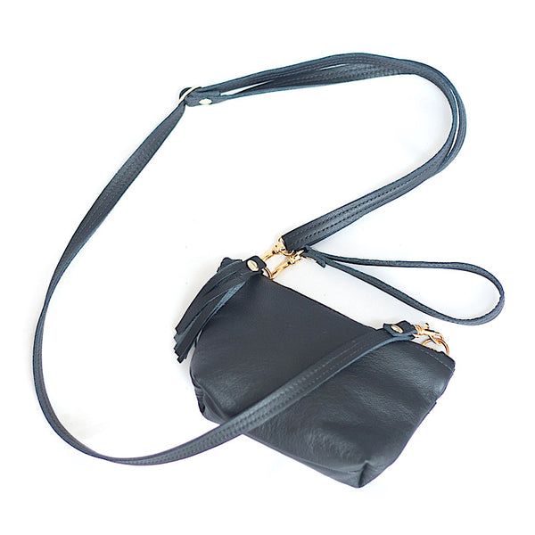 Beaudin Mini Convertible Bag in Black