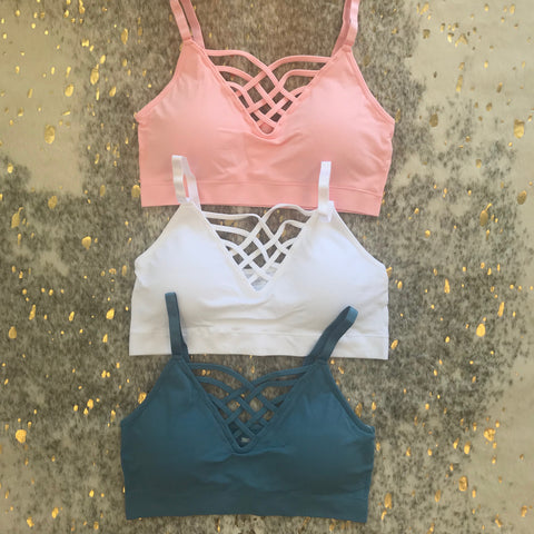 Madrid Bralette