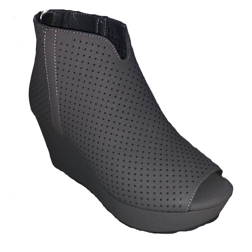 Sealy Open Toe Bootie