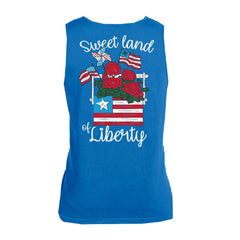 Jane Marie Sweet Land of Liberty Tank
