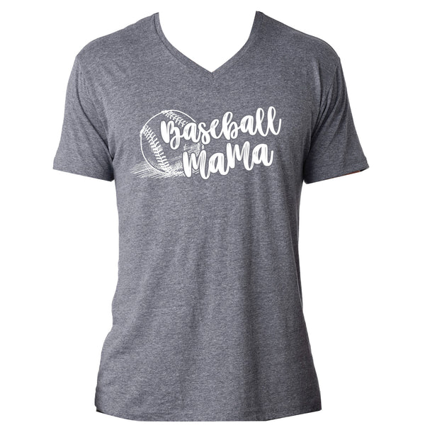 Jane Marie Baseball Mama T-Shirt