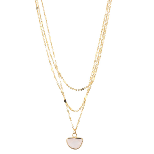 Jane Marie Hallie Necklace Collection