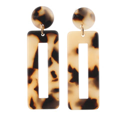 Jane Marie Acrylic Earring Collection