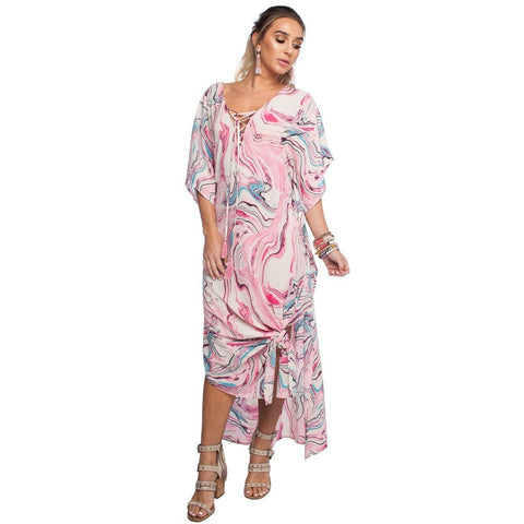 Buddy Love Danes Maxi Dress -Carnation