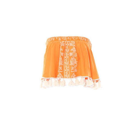 Show Me Your Mumu Sasha Swing Tassel Top