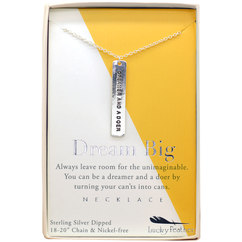 Lucky Feather Necklaces - A Little Bird Boutique  - 1