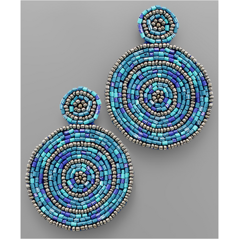 Shiraleah Beaded Hair Clips