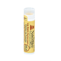 The Naked Bee Orange Blossom Honey SPF 15 Tinted Lip Balm