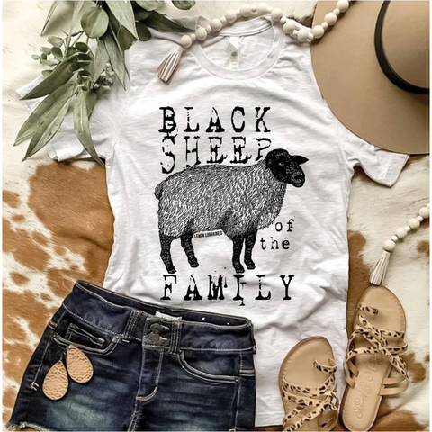 Black Sheep of the Family Tee