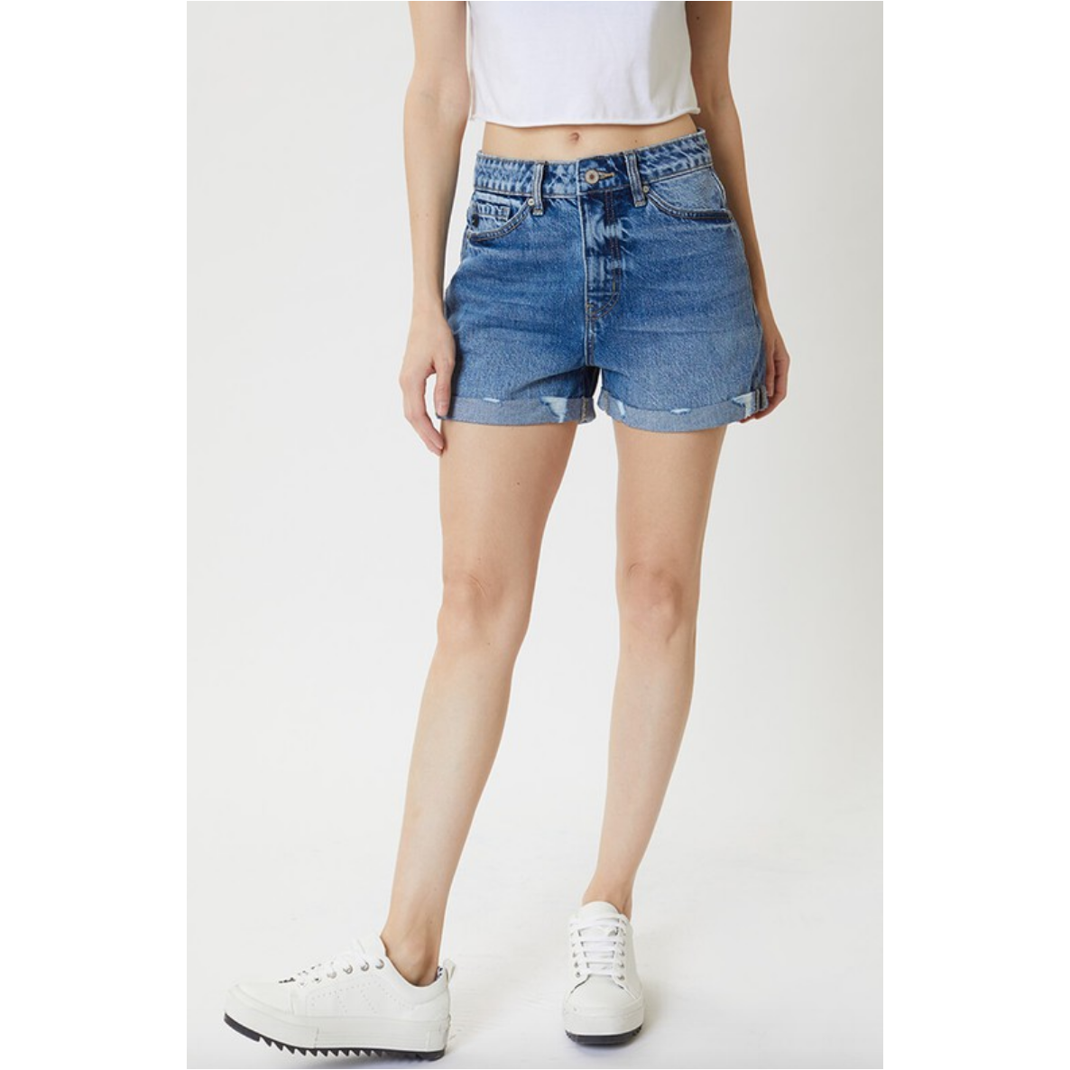 Jamie Denim Shorts
