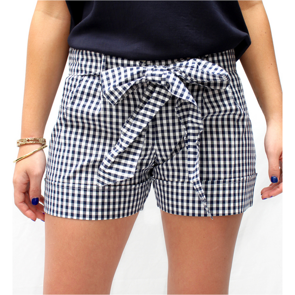 Palmilla Gingham Shorts