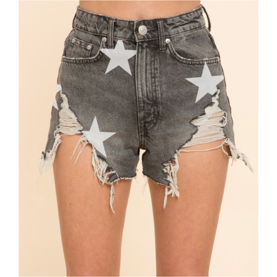 Starry Eyed Shorts