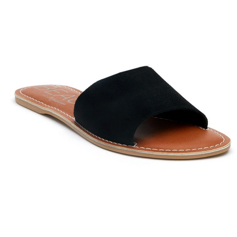 Take It To The Limit Sandal In Black