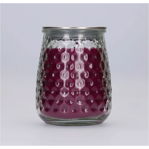 Milk Glass Candles