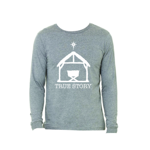 Jane Marie True Story Long Sleeve T-Shirt