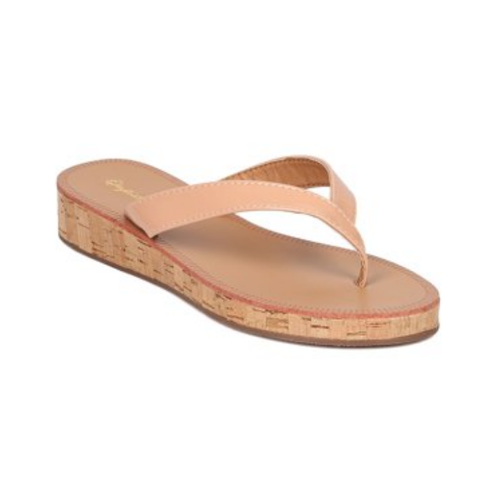 Erika Flip Flop in Blush