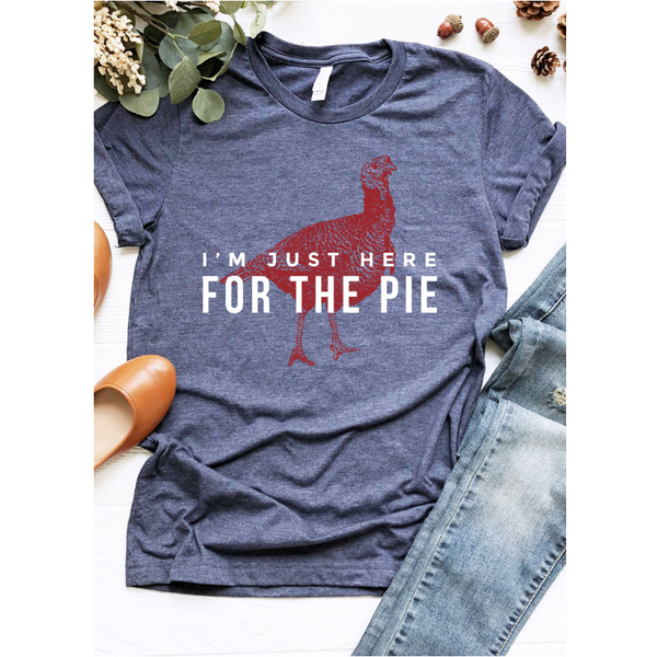 Here For The Pie Tee