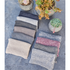 Barefoot Dreams Cozychic Lite Ribbed Scarves