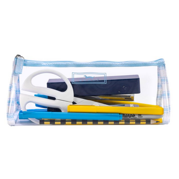 Scout Clear Pencil Me Case