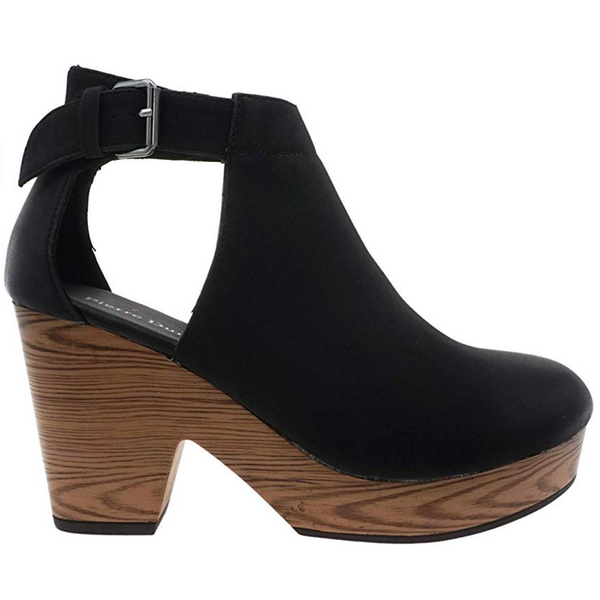 Bailey Platforms in Black