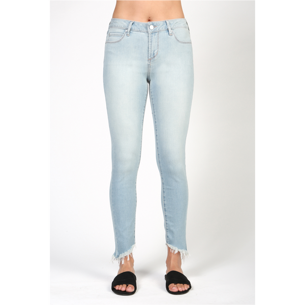 Articles of Society Suzy Cropped Skinny Jeans-Jasper