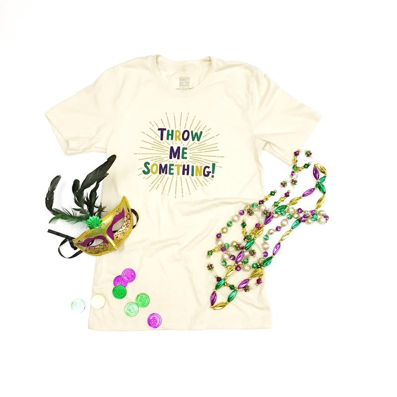 Throw Me Something T-Shirt