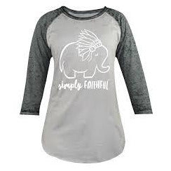 Simply Southern Simply Faithful T-shirt Collection