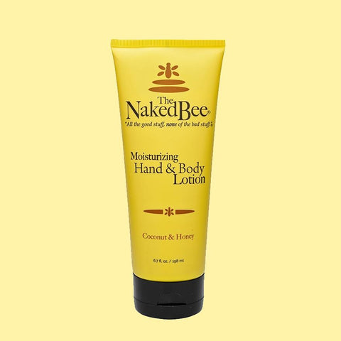 The Naked Bee Moisturizing Hand & Body Lotion - 8fl oz pump