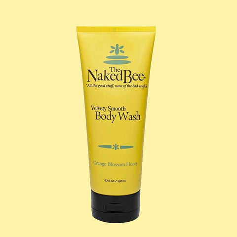 The Naked Bee Body Wash Orange Blossom Honey