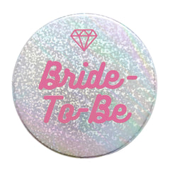 Bride-To-Be Bachelorette Party Pin